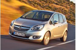 Fotos coches Opel  Opel  Meriva Excellence 1.6 CDTI 110 CV Start & Stop