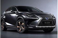 Fotos coches Lexus  Lexus  NX 300h Luxury 4WD