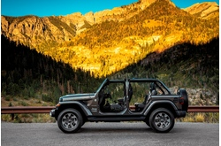 Fotos coches Jeep Wrangler