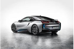 Fotos coches BMW i8
