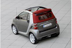 smart fortwo cabrio BRABUS Tailor Made 2007