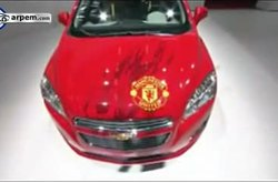Chevrolet Trax Manchester United