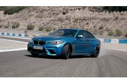 Vídeo BMW M2 Coupé 2016