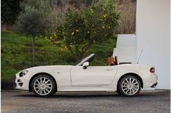 Fotos de coches Fiat 124 Spider