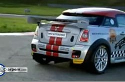 MINI John Cooper Works Coupe Exterior