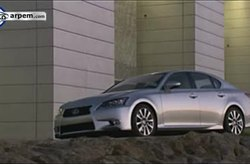 Video Lexus GS 450h Detalles