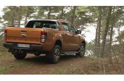 Ford Ranger 2016 Offroad