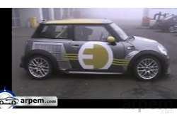 MINI E Race Circuito Nurburgring