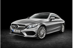 Mercedes-Benz Clase C Coupé 2016