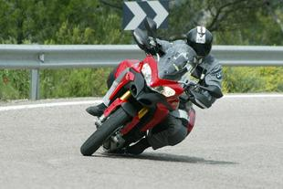 Pruebas de motos Press Tour DUCATI MULTISTRADA