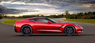 Sigue la experiencia Corvette Stingray