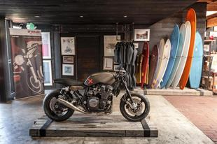 Nuevo proyecto Yard Built XJR1300 project X by Deus