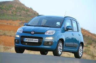 Prueba FIAT PANDA