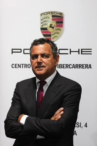 Ferran Íñigo, nuevo responsable de Marketing de Centro Porsche Ibercarrera