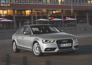 Ediciones especiales 'Advanced Edition' y 'S line Edition' en el Audi A4