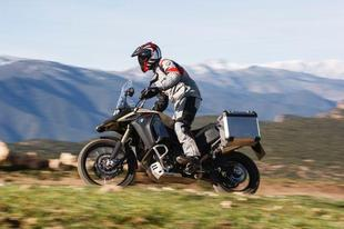 La nueva BMW F800GS Adventure