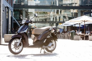 Disponible la nueva Piaggio Liberty 2016