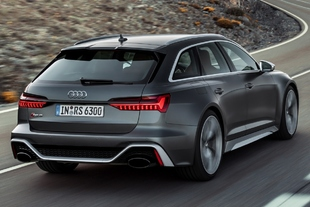 Audi RS 6 Avant 2020, un coche familiar con 600 CV