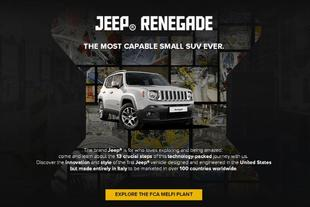 Jeep Melfi Virtual Tour