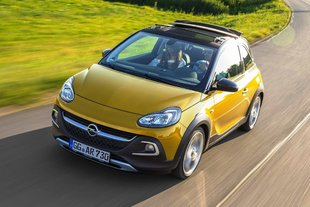 Opel ADAM ROCKS: El mini crossover