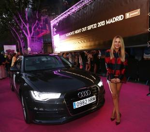 Audi, estrella en la Vogue Fashion's Night Out de Madrid