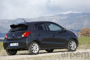 Prueba MITSUBISHI SPACE STAR