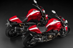 Ducati Monster Stripe