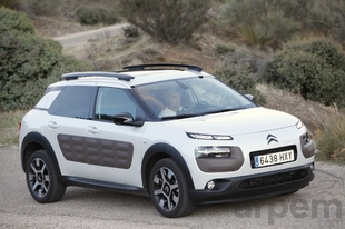 Prueba CITROËN C4 CACTUS