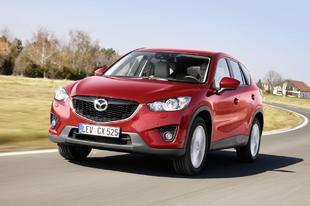 El Mazda CX-5, mejor SUV en los Green Awards de What Car?