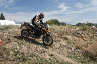 Pruebas de motos BMW GS DAYS