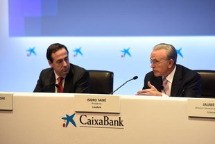 "CaixaBank ha sido premiada con el ""Retail Banker of the Year"""