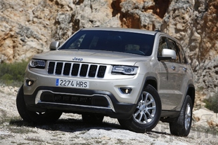 Prueba JEEP GRAND CHEROKEE