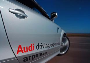CURSO AUDI DRIVING EXPERIENCE