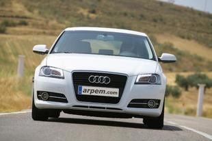 Prueba AUDI A3