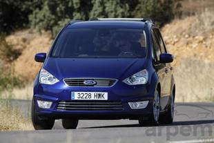 Prueba FORD GALAXY