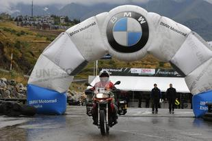 Pruebas de motos BMW RIDERS 2013