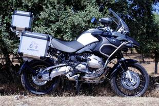 Prueba BMW R 1200 GS ADVENTURE