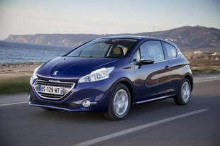 Peugeot 208 finalista del 'Car of the Year' 2013