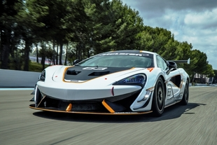 McLaren 570S Sprint: de Goodwood al circuito