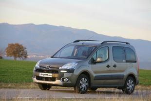 Prueba CITROËN BERLINGO
