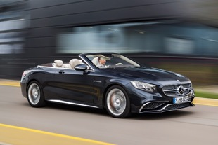 Mercedes-AMG S 65 Cabriolet 2016