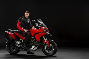 La Multistrada 1200 S Touring D-air