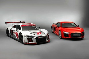 El Audi R8 LMS ya está disponible