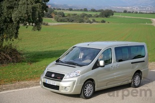 Prueba FIAT SCUDO PANORAMA