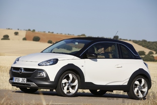Prueba OPEL ADAM ROCKS