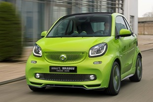 smart fortwo BRABUS tailor made 2015