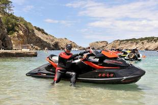 Pruebas de motos Prueba CAN-AM Sea Doo CHALLANGE 2010
