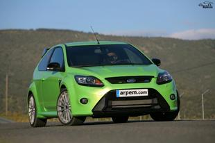 Prueba FORD FOCUS