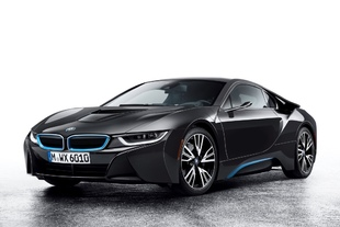 BMW i8 Mirrorless. Lo creas o no, un coche sin retrovisores es una buena idea