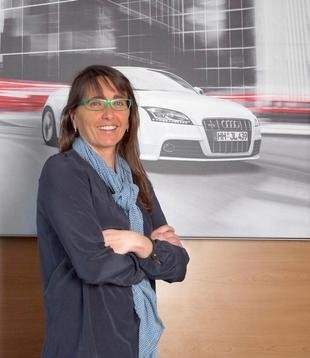 Caita Montserrat, nueva directora de Marketing de Audi
